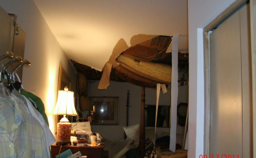 """""""Sistering"""" and the Repair of a Home via Summit BusinessSystems"""
