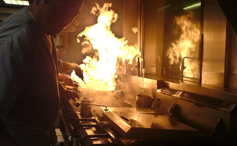 Cooking Safety Tips to Prevent NextFire
