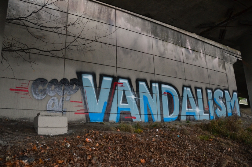 How are Multi-family dwellings and vacancy handled with vandalism coverage?
